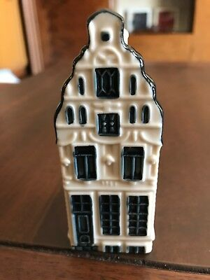 KLM BOLS Amsterdam Miniature  House #10 SEALED Collectible