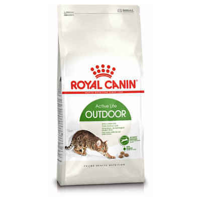 Croquettes Outdoor Active Life pour Chat - Royal Canin - 10Kg