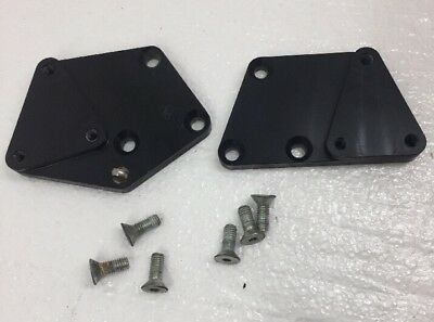 "Arlen Ness Extended 3"" Forward Control Mounting Bracket 00-17 Harley Softail"