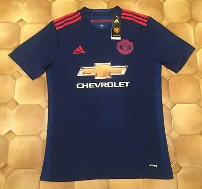 *** Manchester United Football Shirt - Adidas - Adult Medium - BNWT ***