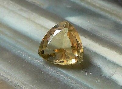TRIANGEL Citrin 2,06 ct