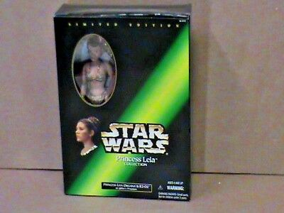 Star Wars Princess Leia Organa & R2-D2 Jabba's Prisoners Limited Edit 1/6 scale