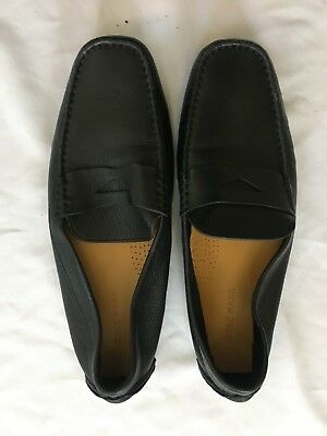 a93f6c95005 Cole Haan Men s Howland Penny Loafer Black Tumbled Leather Us Sz 13 Medium