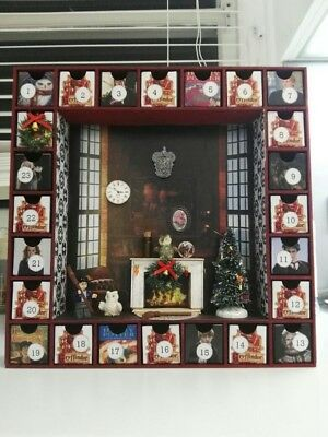 Harry Potter Inspired Custom Made to Order Christmas/Halloween Advent Calendar