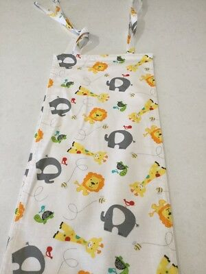 Lions & Elephants, Nappy Diaper Stacker, Slim Line, Space Saver--New,  (T24)