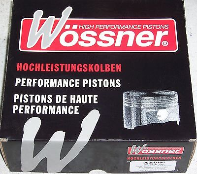 Schmiedekolben high performance piston  VW  Golf 4  4-Motion  204PS