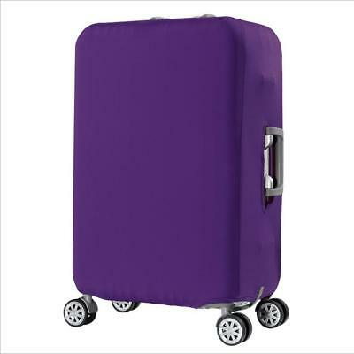 Gray Luggage Cover Travel Luggage Decorative Dust Proof Protective for Suitcase