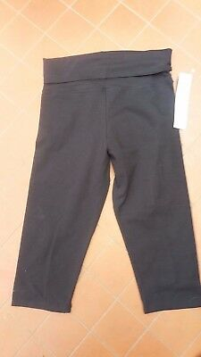 Pea in a Pod Maternity Pants  Active 3/4 Legging Size M NWT