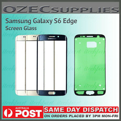 Samsung Galaxy S6 Edge G925 Front Screen Glass Replacement
