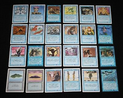 Magic The Gathering Cards - Vintage Bulk Lot - 1994