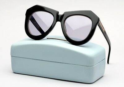 Karen Walker Sunglasses /'The Number One/' W//tags Case Cloth Limited Edition!