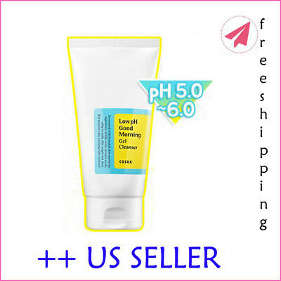 COSRX Low pH Good Morning Gel Cleanser 150ml - US SELLER