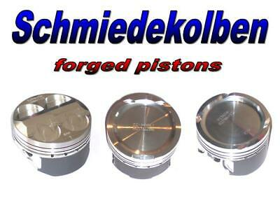 Schmiedekolben high performance piston  Ford  2.0l  16V  Turbo  Duratec  CJBA