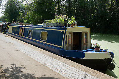 57ft Narrowboat 2008 'Maisie May'