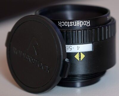 Rodenstock Vergrößerungsobjektiv Rodagon 60mm F4 high end enlarger lens Germany
