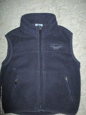 Boys Black *** KATHMANDU *** Fleece Vest Altica Technologies Size 2 EUC