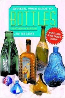 The Official Price Guide to Bottles, 13th Edition-ExLibrary