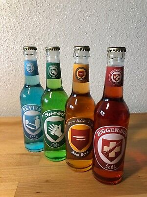 4 Call of Duty Zombies Perk a Cola Bottles Glossy - Classic Edition (EU only)