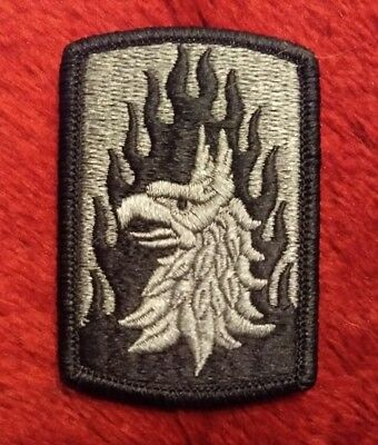 US Army 12th Aviation Brigade Patch (Hook & Loop) NEW