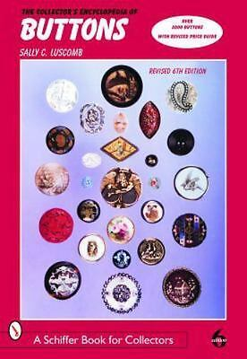 The Collector's Encyclopedia of Buttons (Schiffer Book for Collectors)-ExLibrary