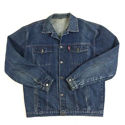 Vintage LEVI's Big E Type 3 Denim Trucker Jacket