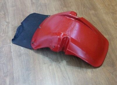 1980 1981 1982 Honda ATC200 front fender with mud flap