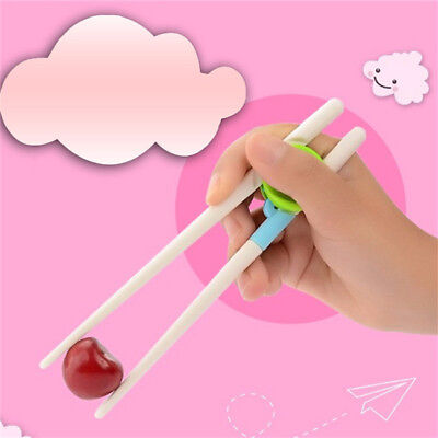 Kids Chopsticks Learning Training Chopsticks Helps Right Hand Use LH