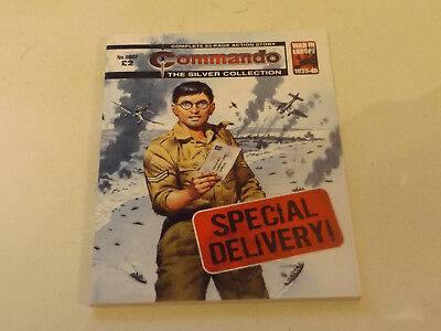 Commando War Comic Number 5082,2017 Issue,v Good For Age,01 Year Old,very Rare.