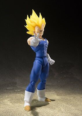Dragon Ball Z - Majin Vegeta S.H.Figuarts Action Figure (Bandai)
