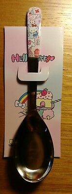 Hello kitty stainless steel spoon 1pc