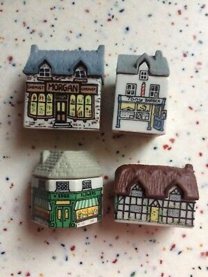 Wade Whimsey on Why lot  of 4