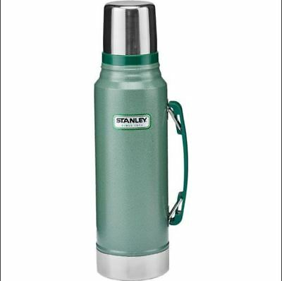 Stanley stainless steel double wall Insulated Vacuum Thermos Travel bottle mug