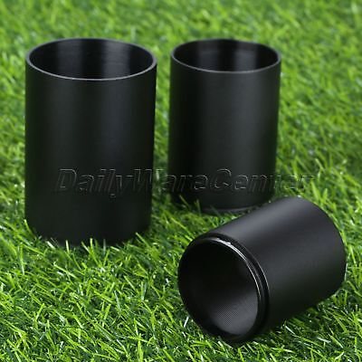 Corrosion-resistant Aluminum Sunshade Tube for 32/40/50mm Objective Lens Scope