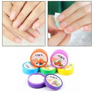 Fruit Flavored Wash Cotton Cosmetic Oil Nail Polish Remover Resurrection Towel