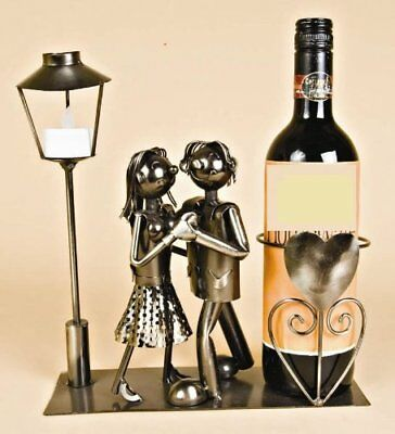 Dancing Couple Wine Bottle Holder by Wine Bottle Holder (N1Q)