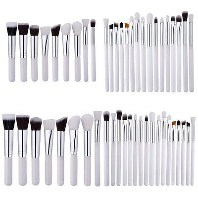 Pro 25pcs Kabuki Makeup Brush Set Foundation Eyeshadow Eyeliner Lip Brush New