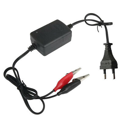 12V Smart Battery Charger Tender Maintainer for Car Motorcycle Truck charging