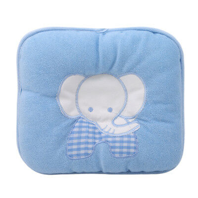 Soft Elephant Pattern Baby Anti-flat Head Infant Stereotypes Pillow N7