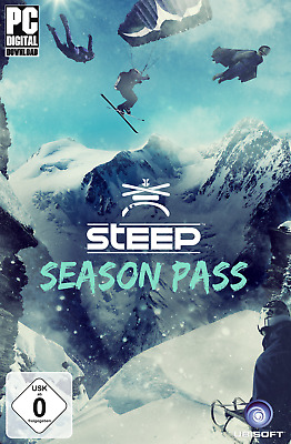 Steep Season Pass Key DLC/ Uplay PC Download Key DE EU / SOFORTVERSAND