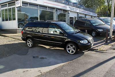 2005 55 Chrysler Grand Voyager 2.8 Crd Limited Xs Automatic Diesel Black