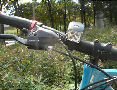 Cycling Bright Bike Front Head Light Lamp Flashlight 3 modes Bicycle Super 5 LED
