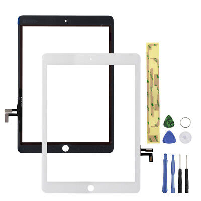 "Touch Screen Digitizer Glass Replacement Assemble for 2017 iPad 9.7"" A1822 A1823"