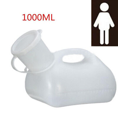 Urinal Bottle Travel Car Portable Male ​1 Pcs Mens Camping Toilet 1000ML Urine