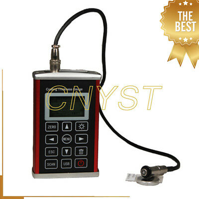 Cpad T200 Handheld Digital Portable Coating Thickness Measurement Tester Gauge