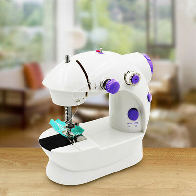 US Plug Electric sewing machine home small mini sewing machine BN SALE Gift