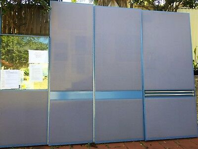 Office Partition Wall /Workstation/Office Divider/ Shop Front counter wall-Used