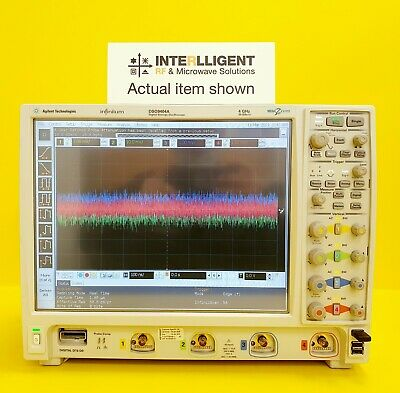 Agilent KEYSIGHT MSO9404A Mixed Oscilloscope / Logic 4GHz, 20Gs/s, 4+16CH LOADED