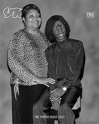 Vice Magazine THE PHOTO ISSUE 2012 Roger Ballen Taylor Glenn RARE LARGE issue