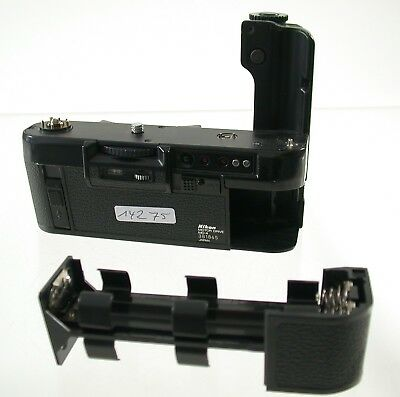 NIKON MD-4 MD 4 MD4 motor drive F3 professional premium famous iconic TOP!! /18