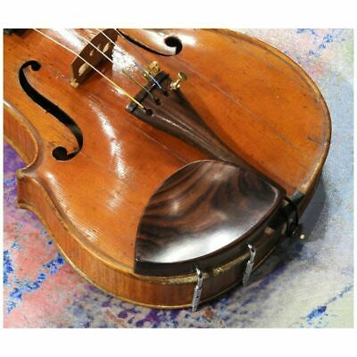 Fine Antique French Violin Labeled F. Breton Made in Mirecourt circa 1850